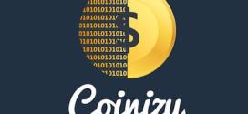 Coinizy — обмен Bitcoin на PayPal, OK Pay, Пластиковую карту